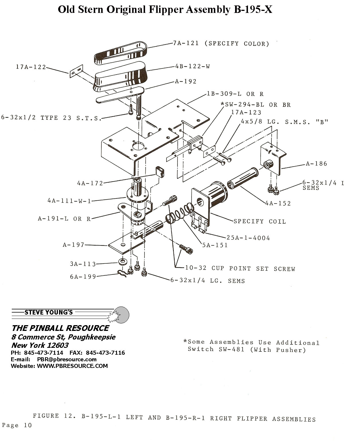 pinball flipper wiring diagram   30 wiring diagram images